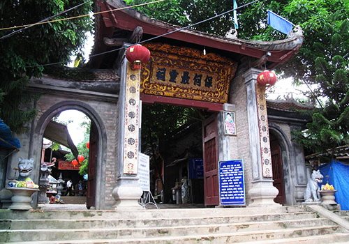 Bao Ha Temple - Vietnam northern trip
