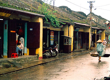 Hoi An in rainy day - Vietnam classic tours